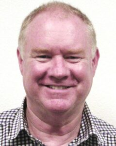 picture of Tom Bowe the president of the board of directors