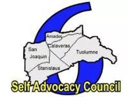 Self-Advocacy Council 6 Logo